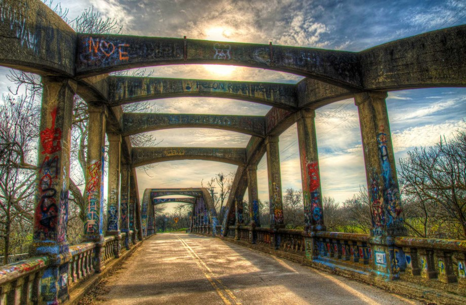 Painted Bridge